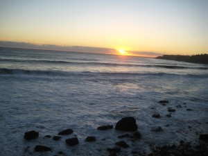 Sunset @ Abalone Cove
