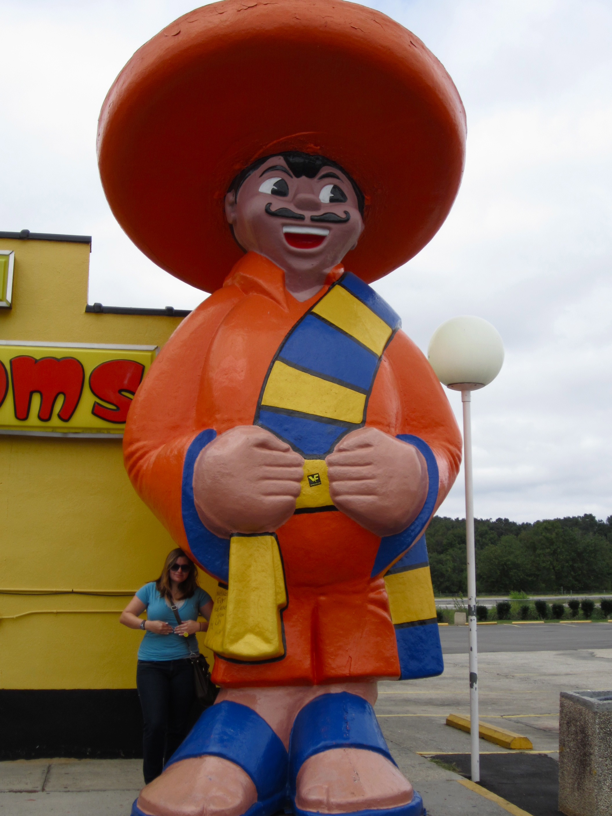Pedro from South of the Border