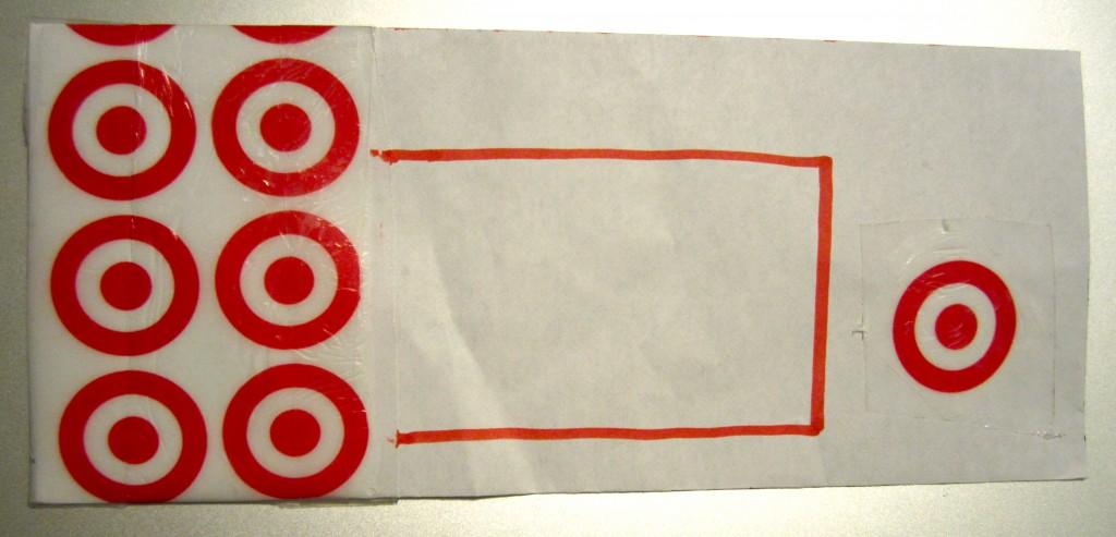 target envelope 1